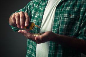 فعالیتها و روابط در معتادان به مواد مخدر